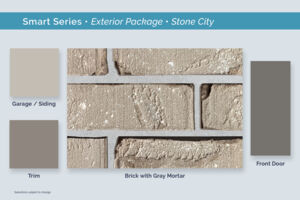 Dallas Smart Series Stone City Exterior Package
