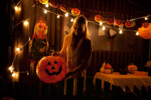 Here's How Halloween Decorations Can Look Classy