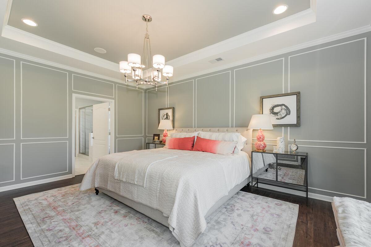 Heritage Owner's Bedroom