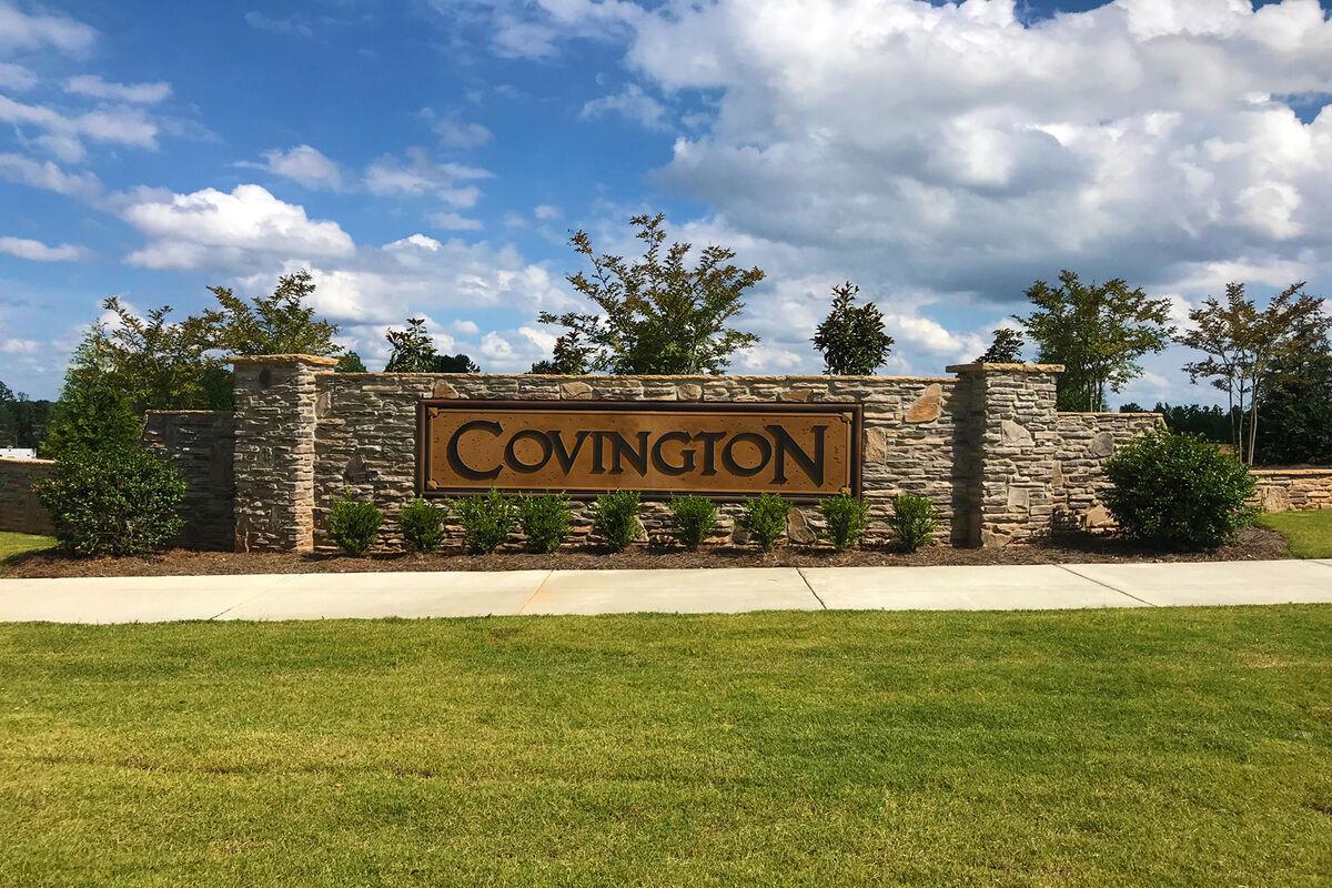 Covington Entrance