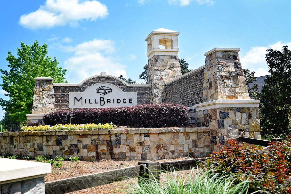 MillBridge Entrance