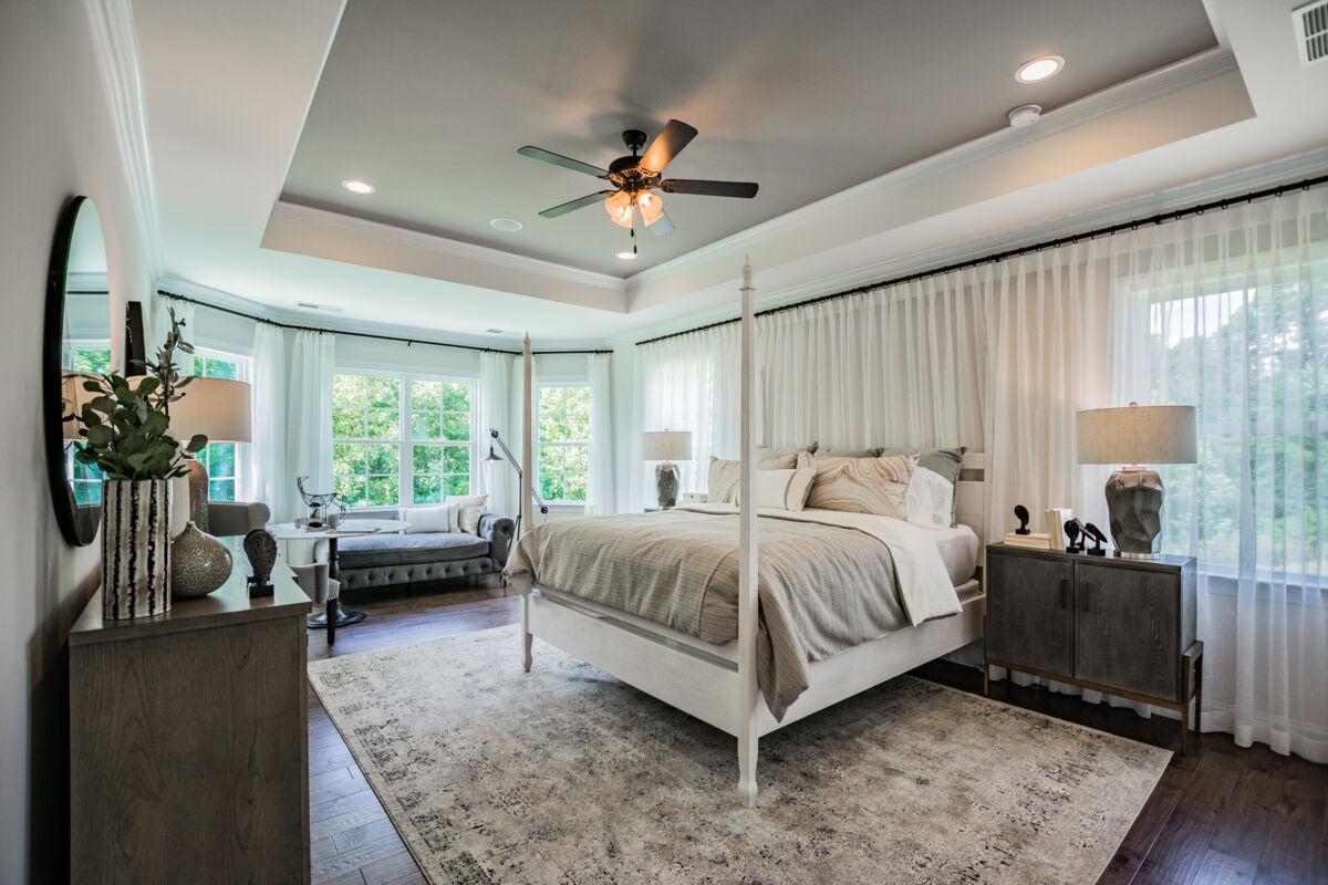 MillBridge Traditions Master Bedroom