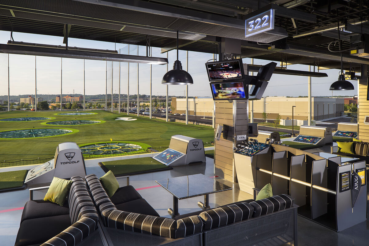 Tyler's Vista Top Golf