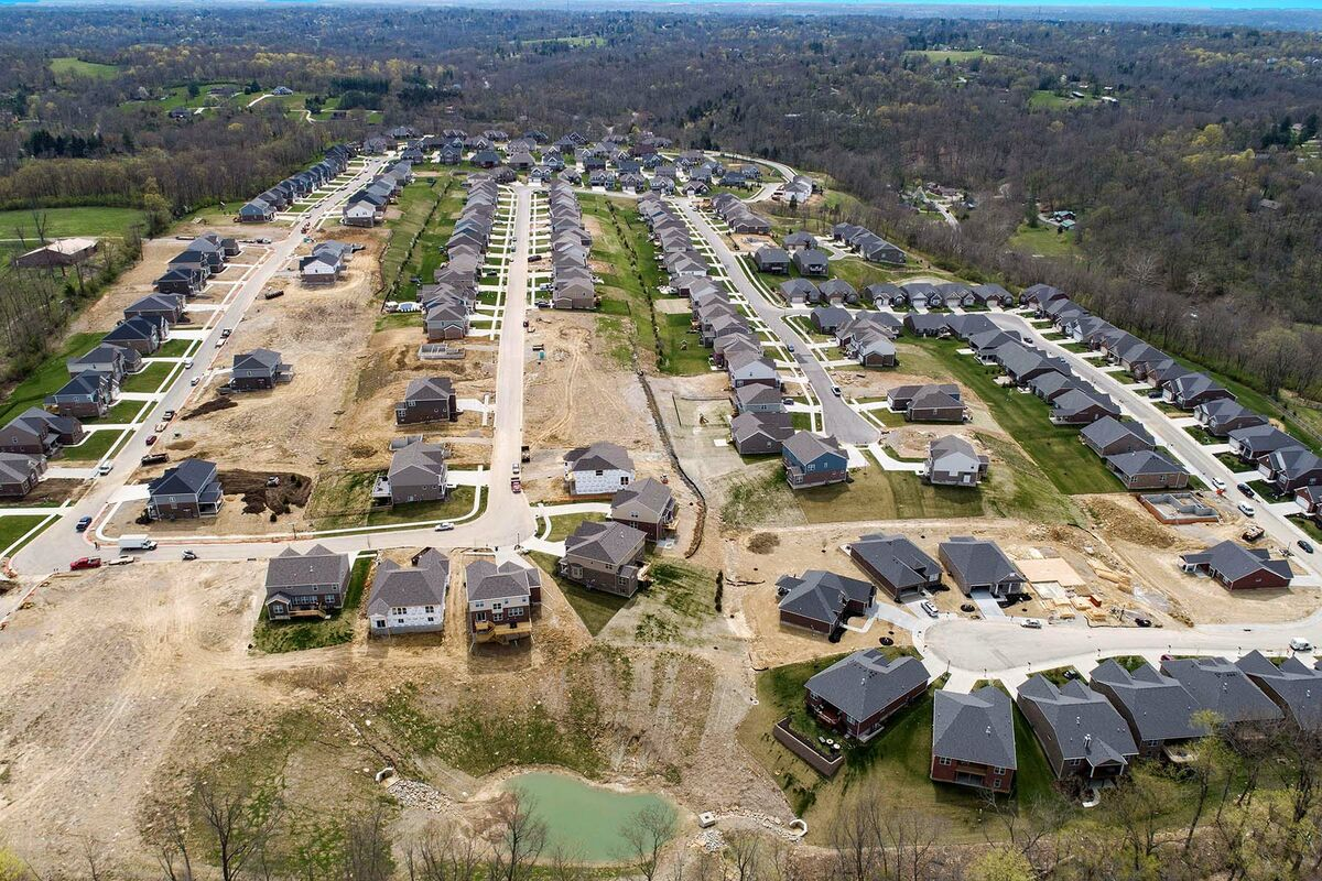 Greenshire Commons Aerial