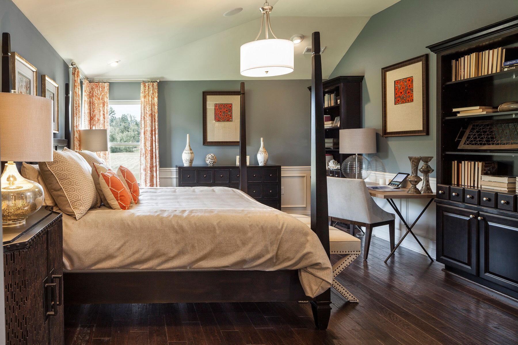 Trails of Shaker Run Estates Master Bedroom