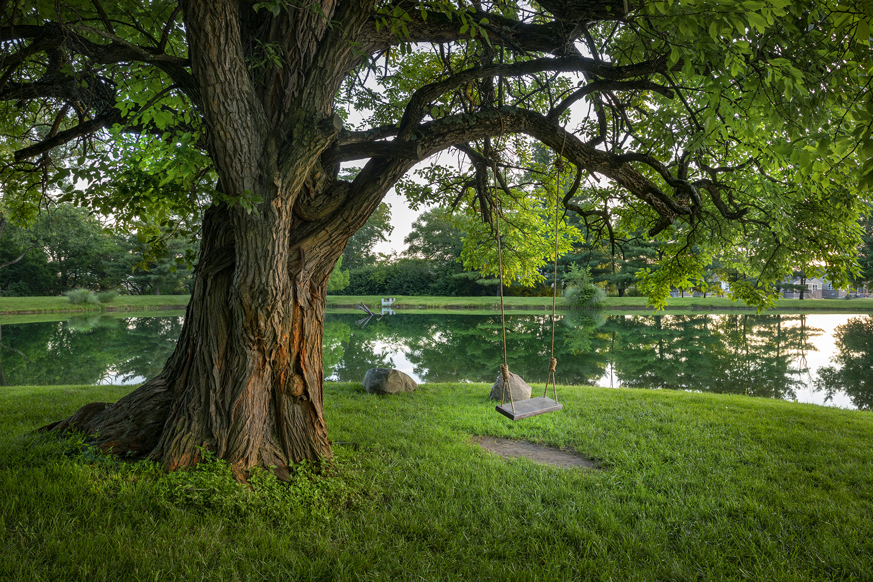 Retreat at Carriage Hill Pond