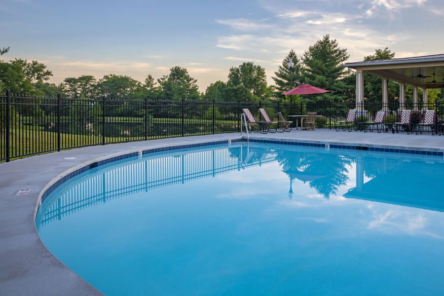 Retreat at Carriage Hill Pool