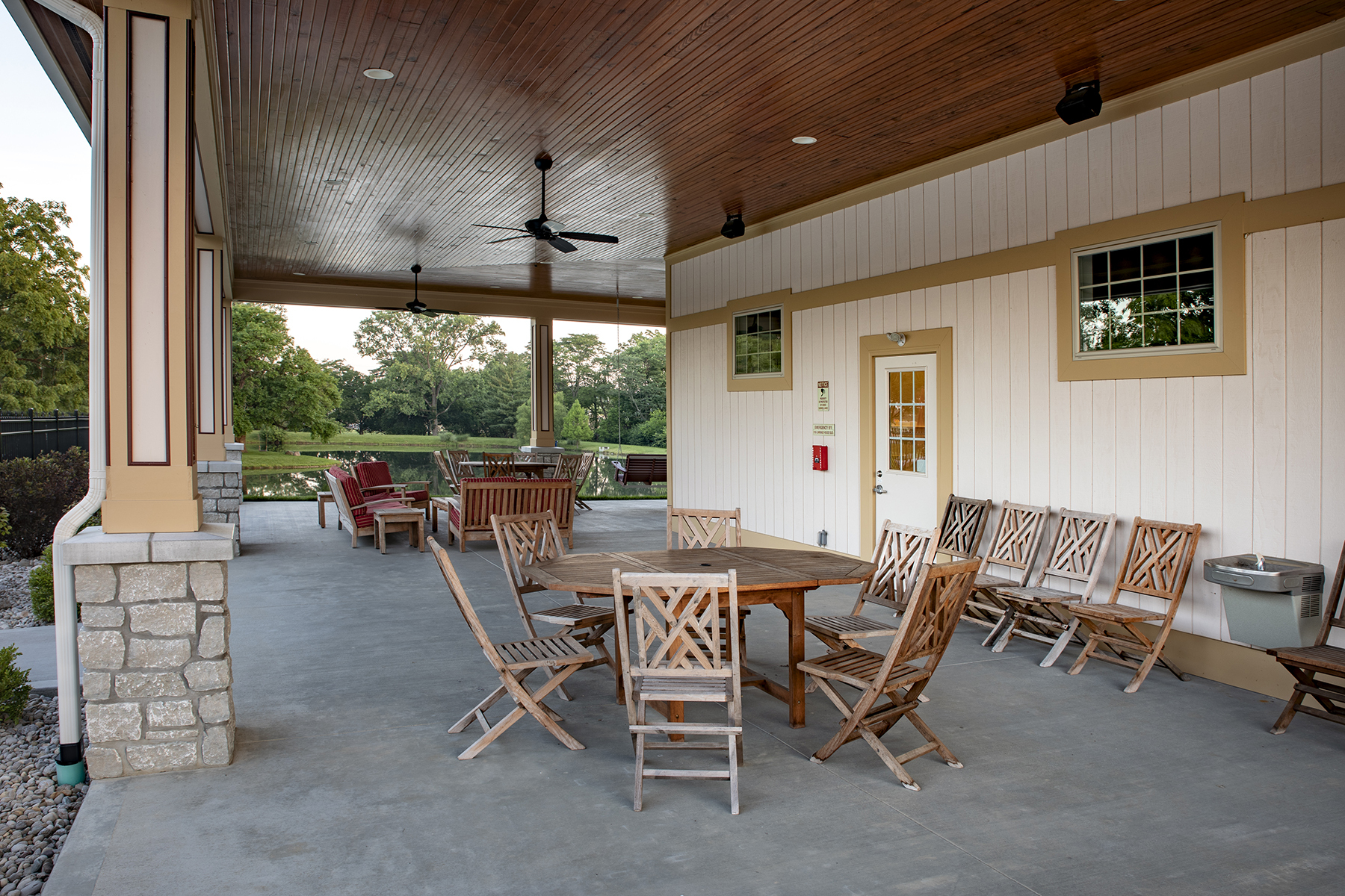 Retreat at Carriage Hill Amenity Center