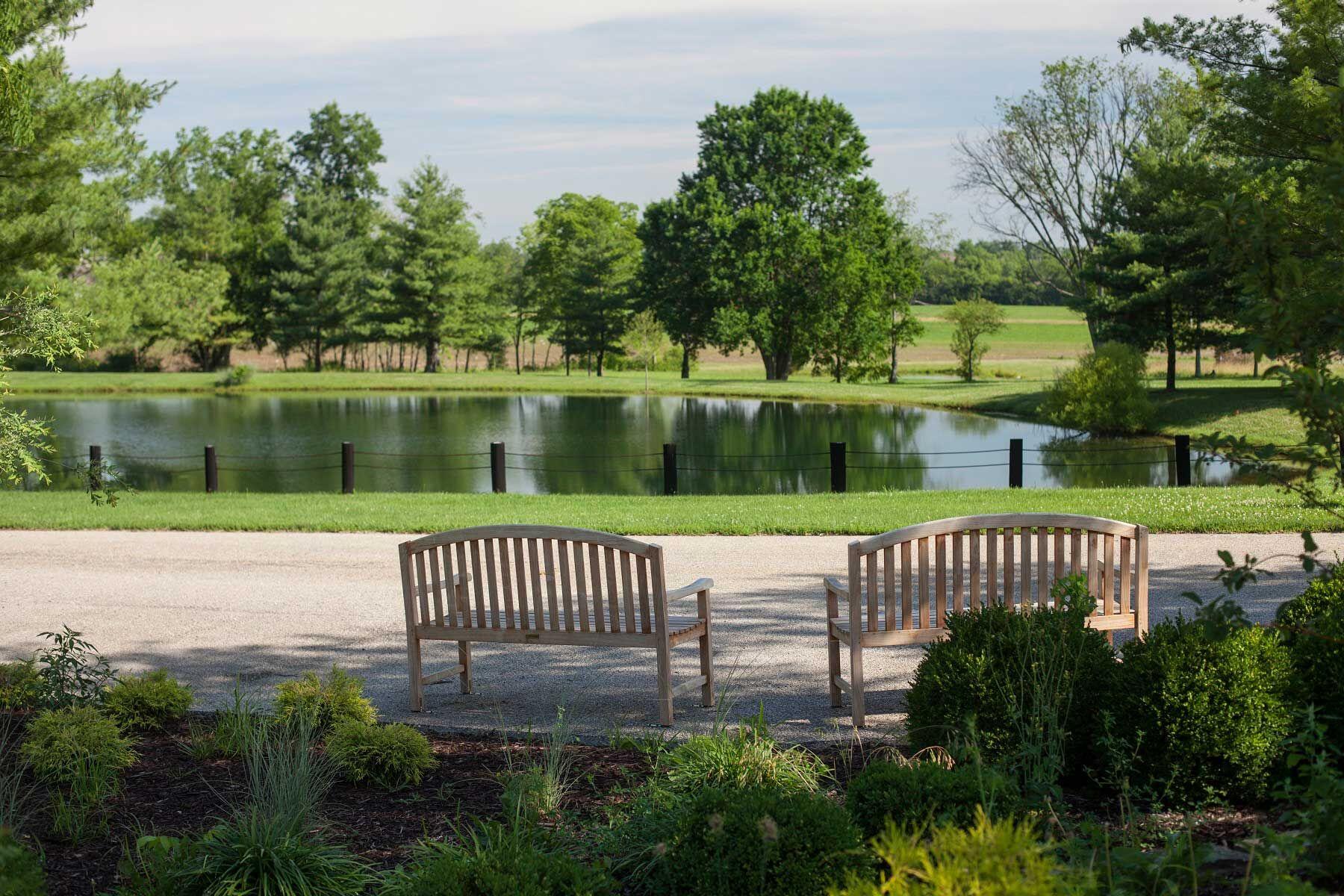 Carriage Hill Walnut Pointe Ridge Pond