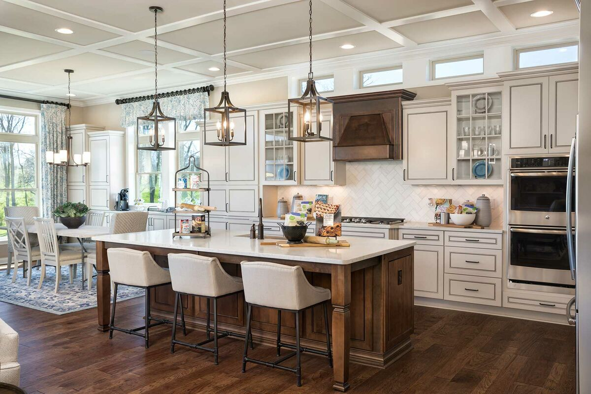 Carriage Hill Enclave Kitchen