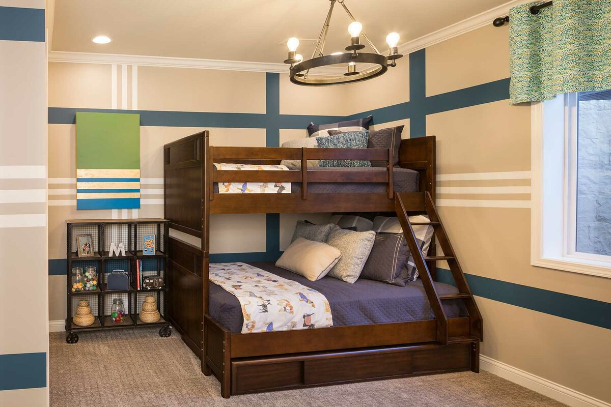 Carriage Hill Enclave Bedroom
