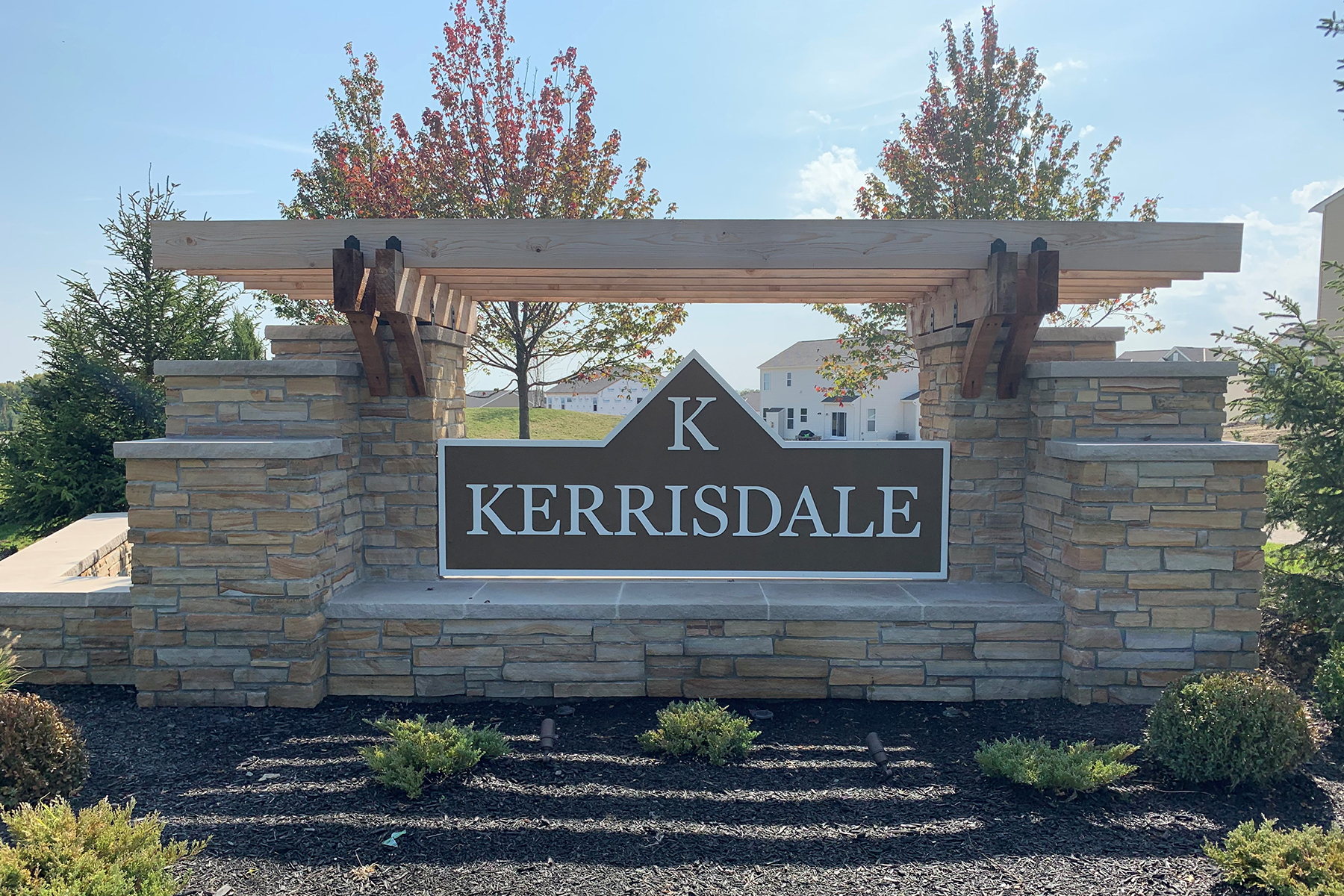 Kerrisdale Entrance