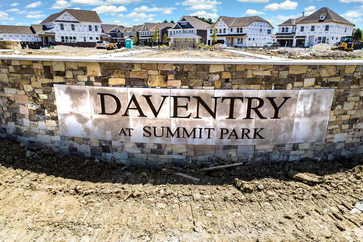 Daventry Entrance