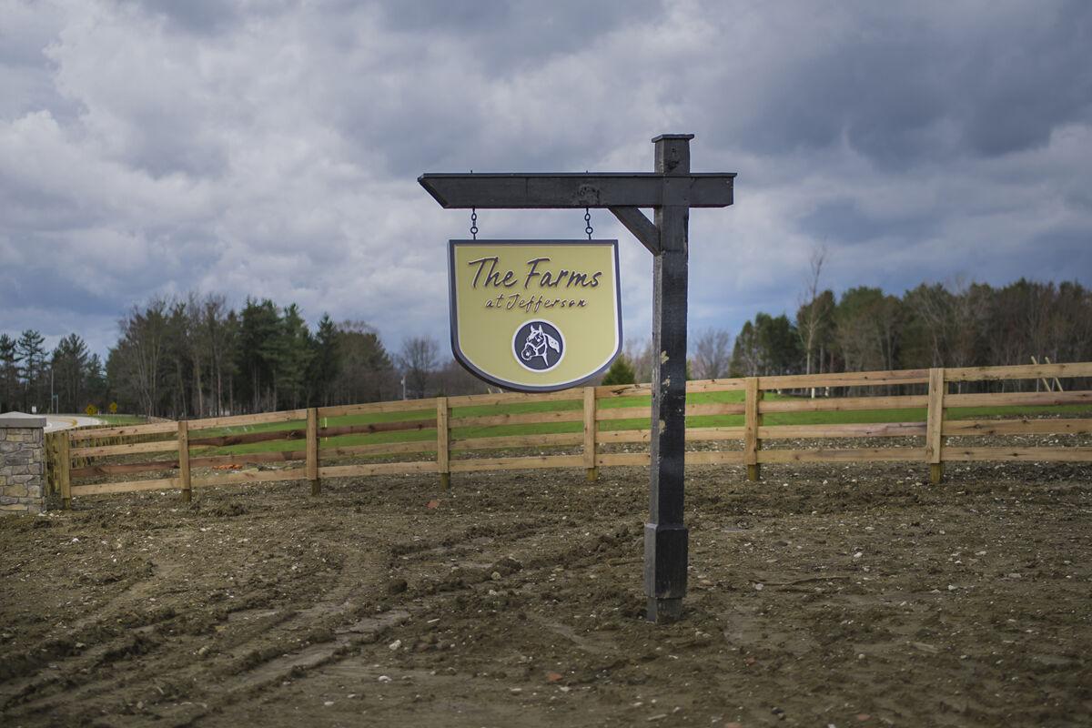Farms at Jefferson Entrance