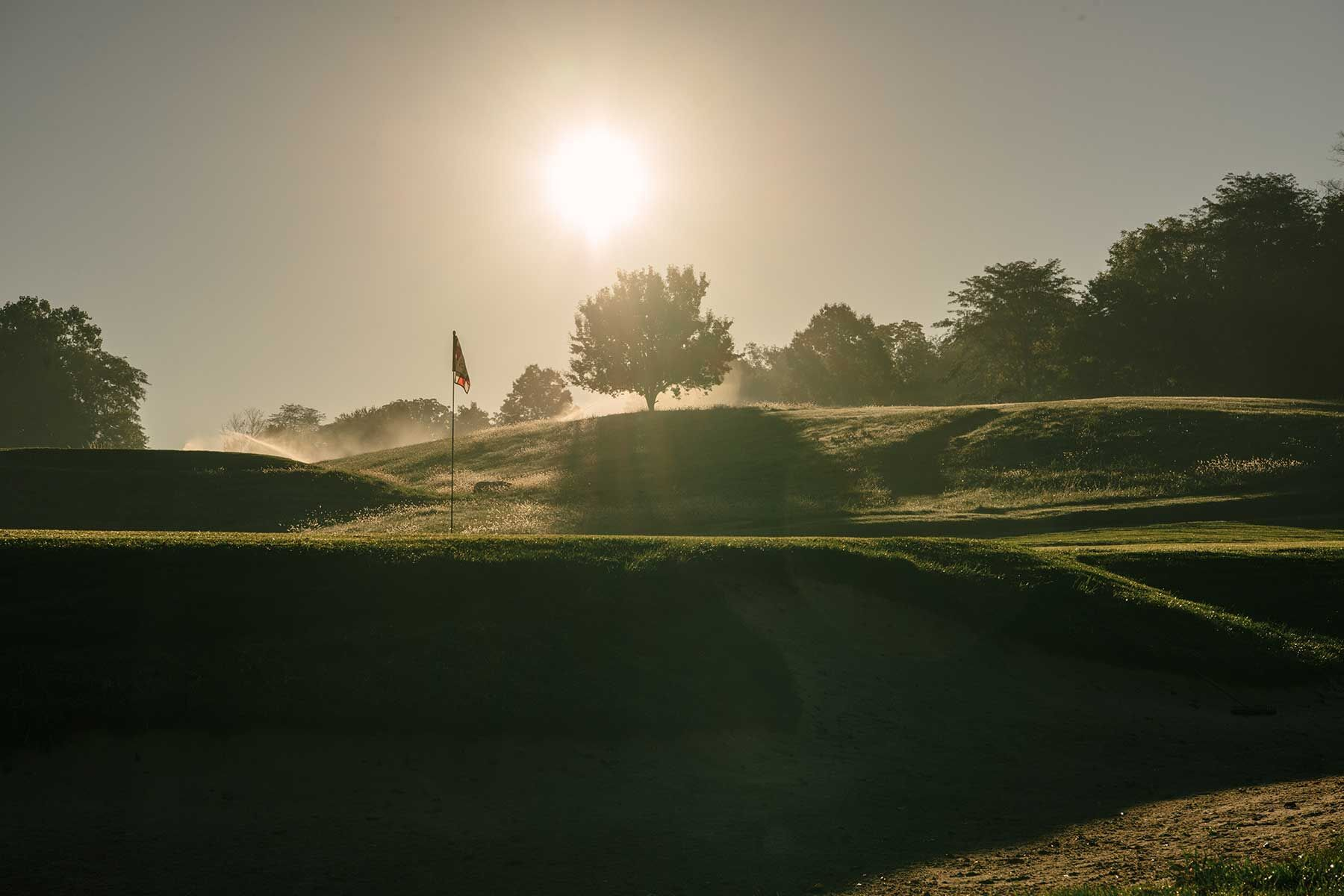 Clarkshaw Meadows Golf