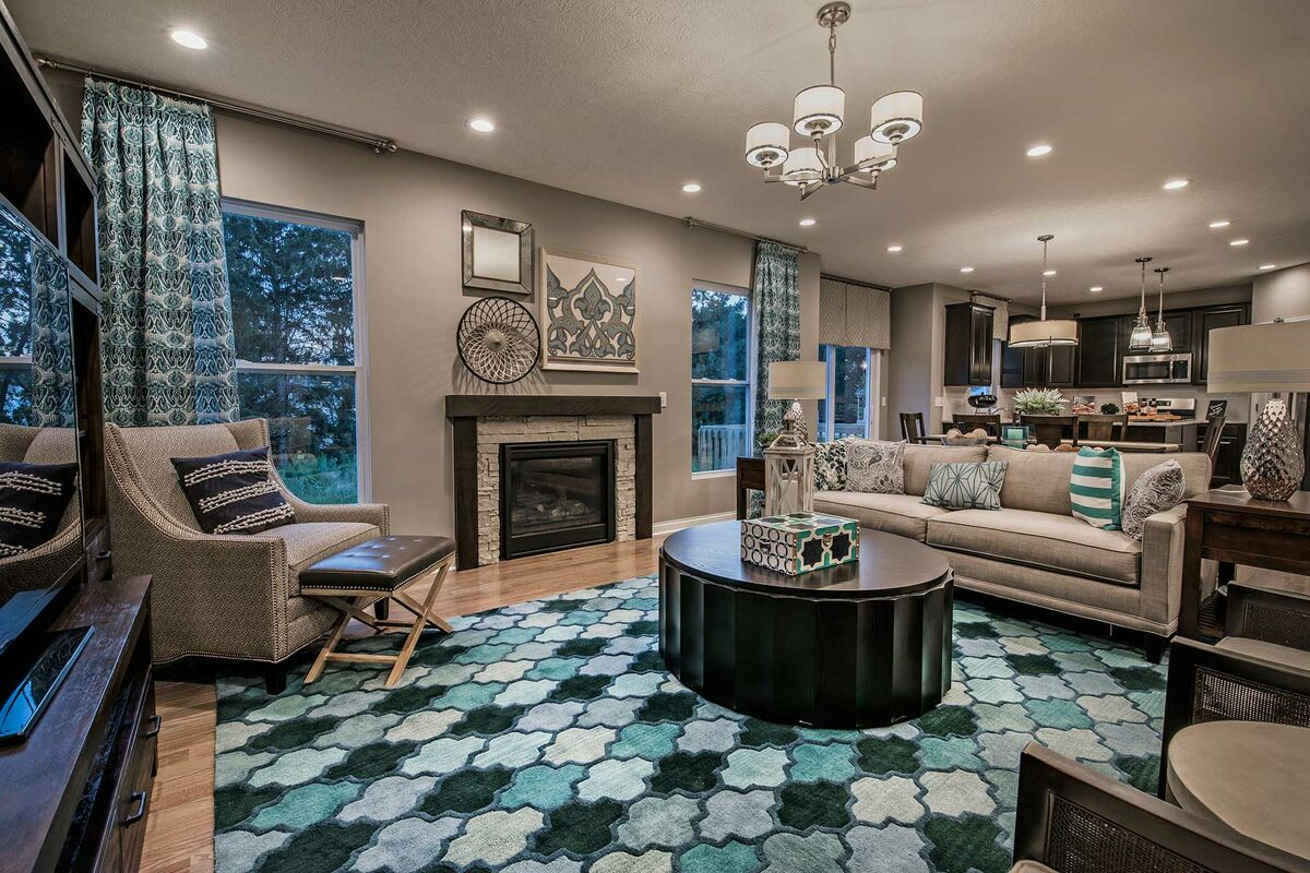 Clarkshaw Meadows Family Room