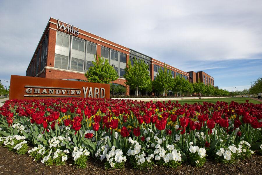 Grandview Yard Entrance