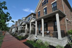 Grandview Yard Streetscape