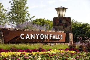 Canyon Falls Entrance
