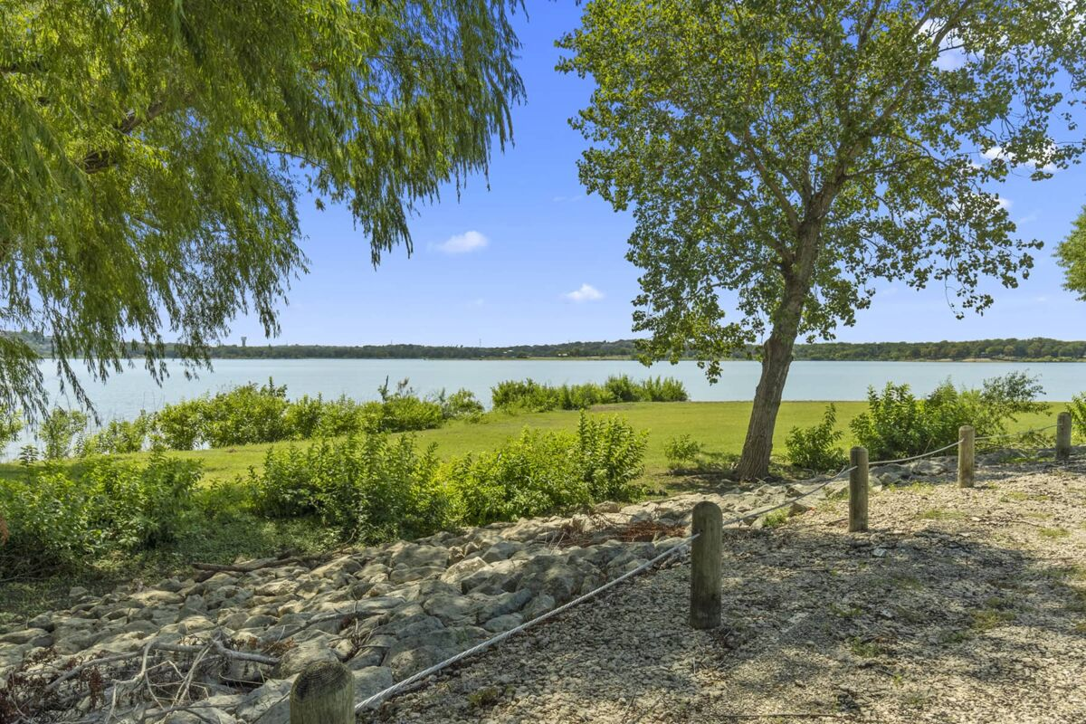 Surrounding Area – Lake Lewisville