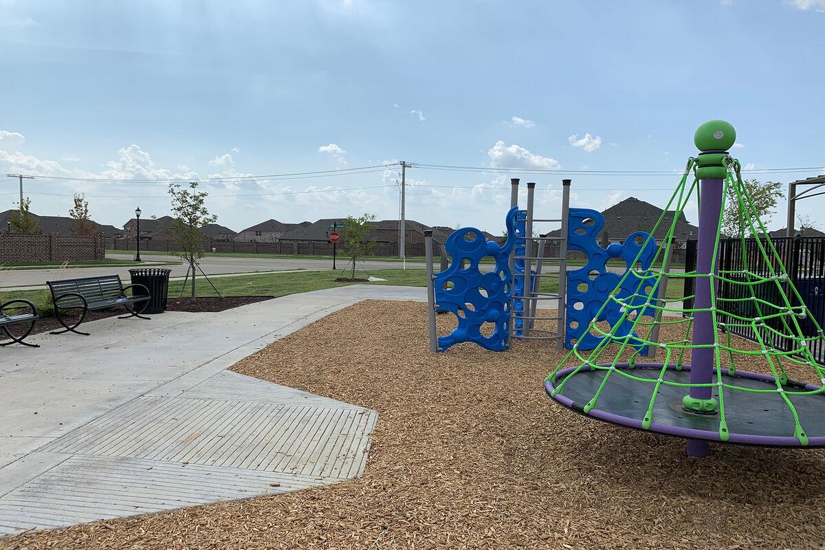 Sutton Fields Playground