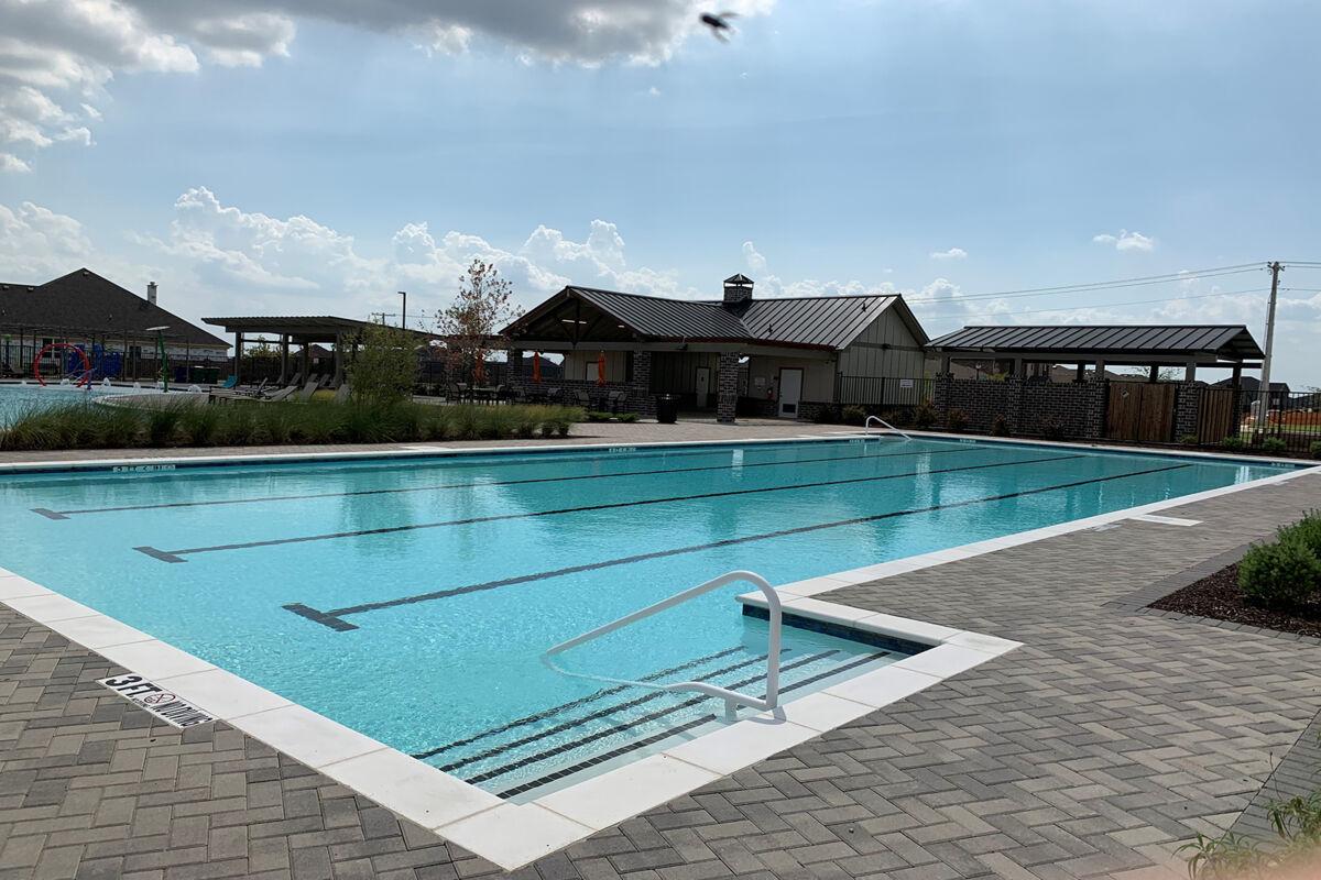 Sutton Fields Pool