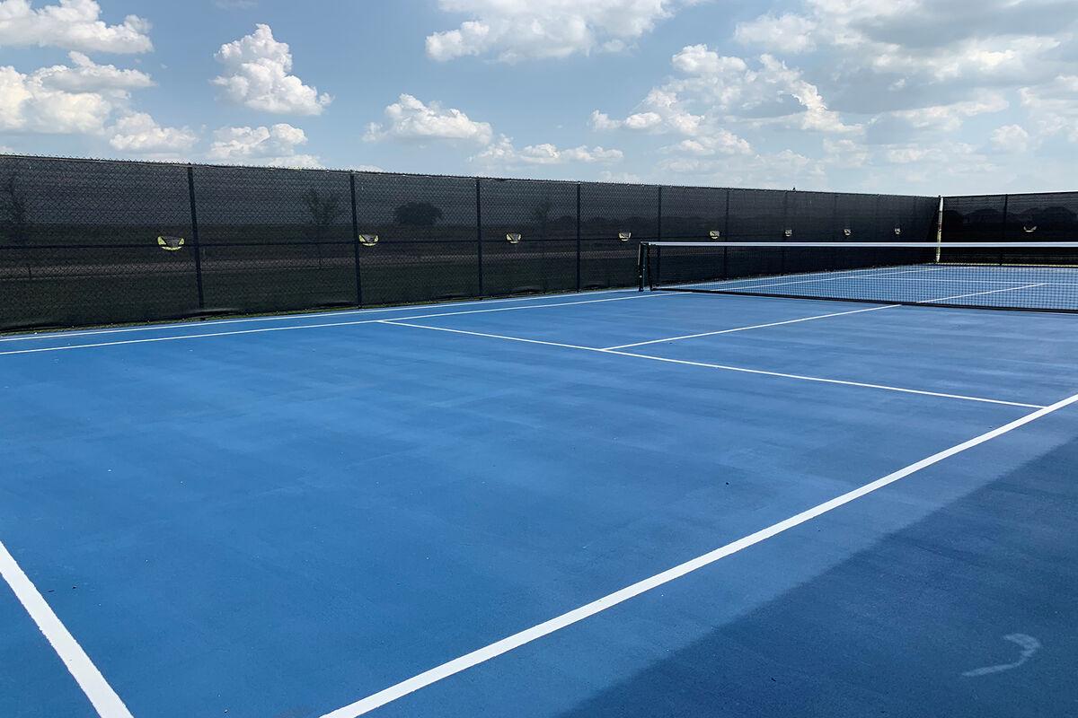 Sutton Fields Tennis Courts