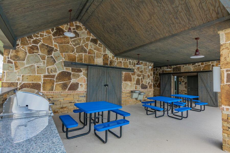Copper Creek Picnic Pavilion