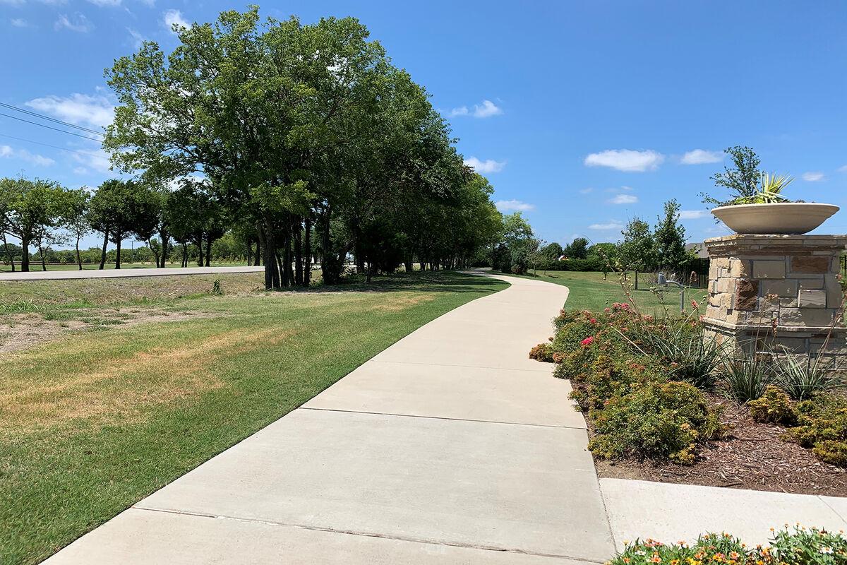 Homestead Walking Paths