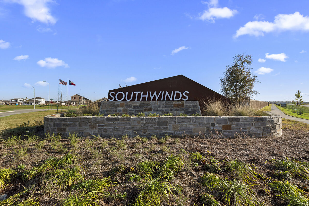 Southwinds Entrance
