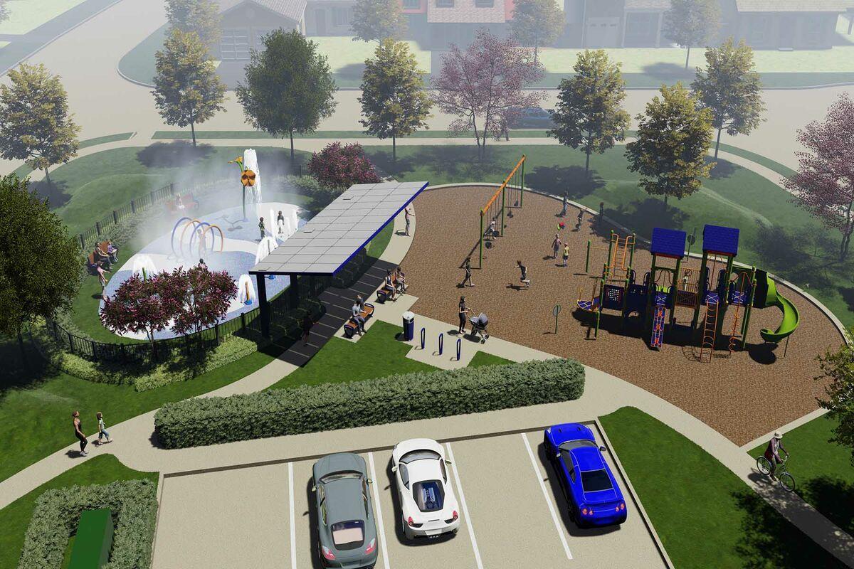 Mustang Crossing Amenity Center