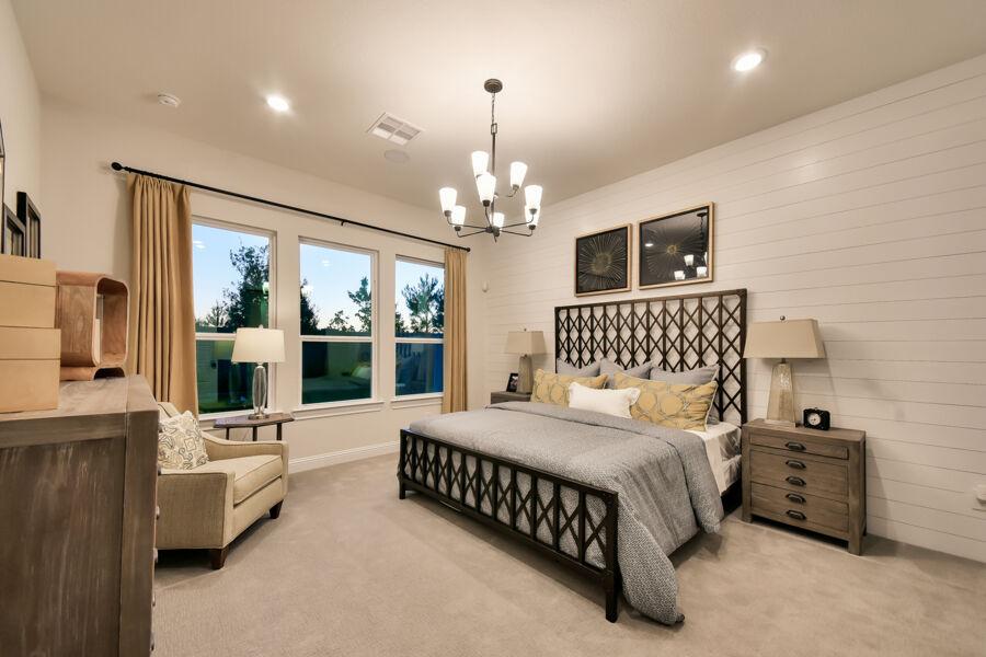 Bridgeland Master Bedroom