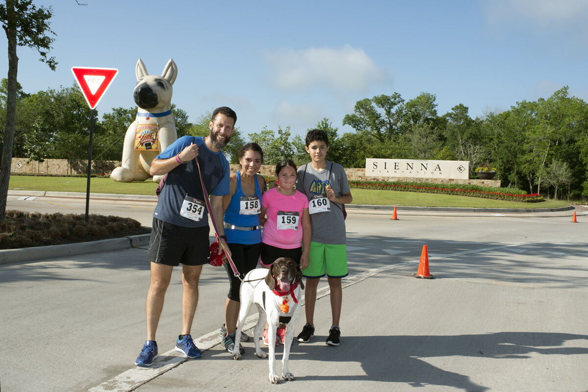 Sienna Plantation Doggone Fun Run