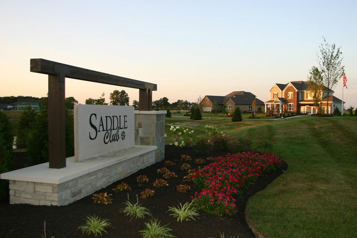 Saddle Club Entrance