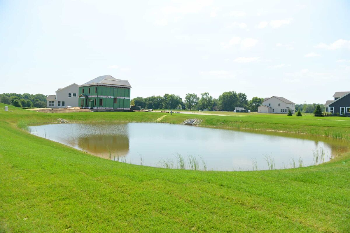 Sagebrook Pond