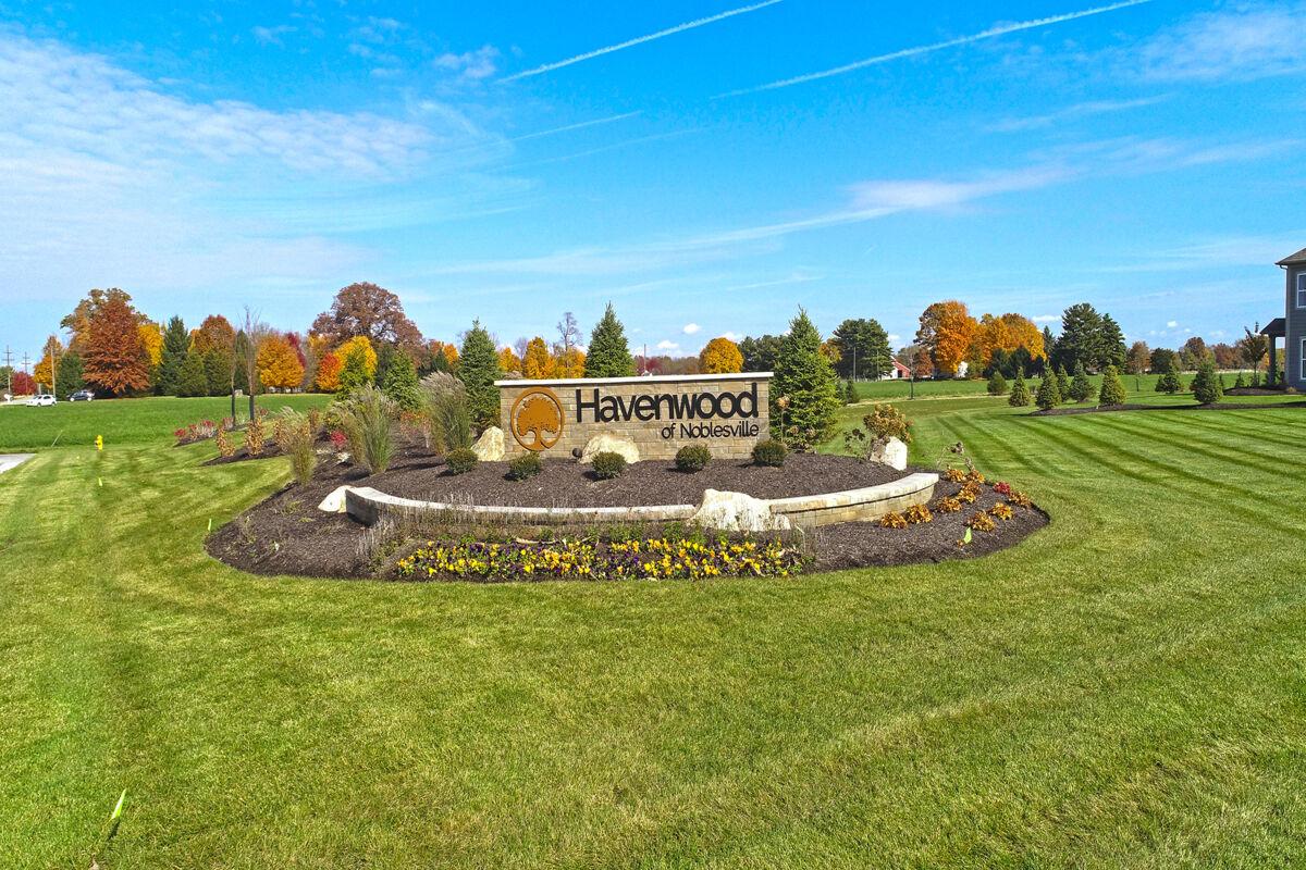 Havenwood Entrance