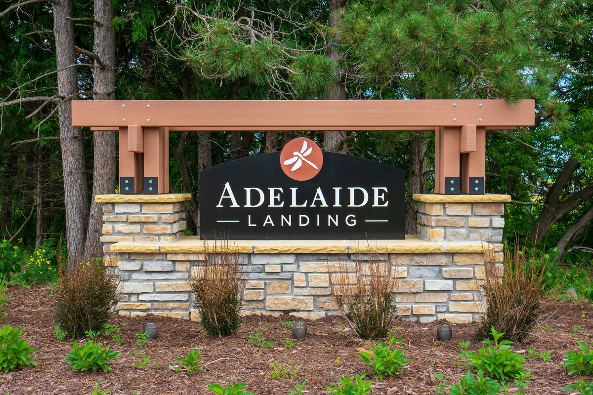 Adelaide Landing Entrance