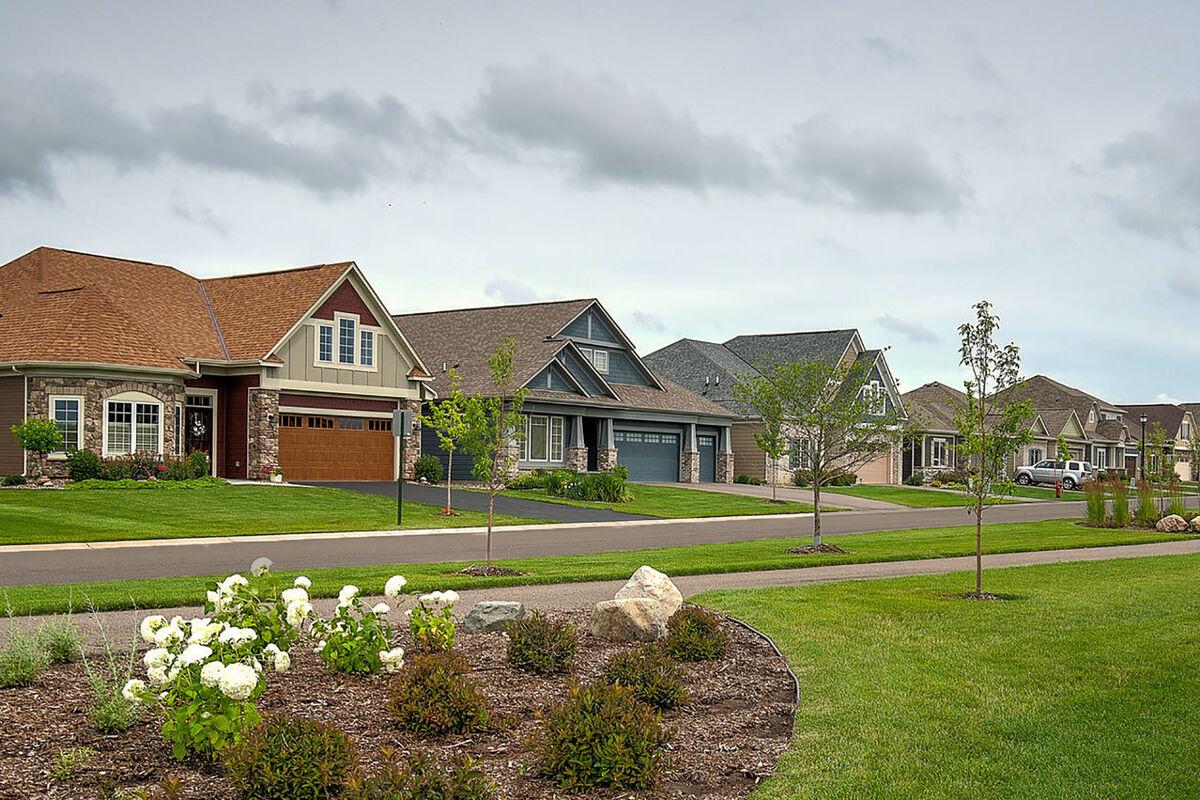 Inwood Estates Streetscape