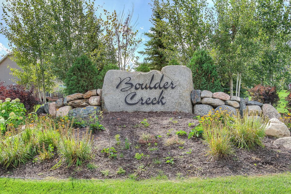 Boulder Creek Entrance