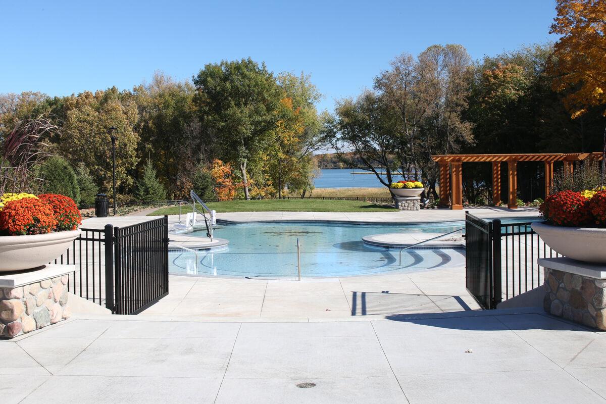 Woodland Cove Pool