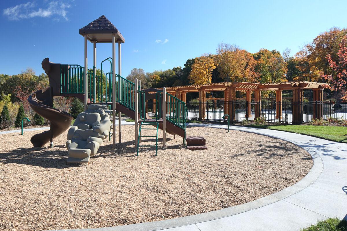 Woodland Cove Playground