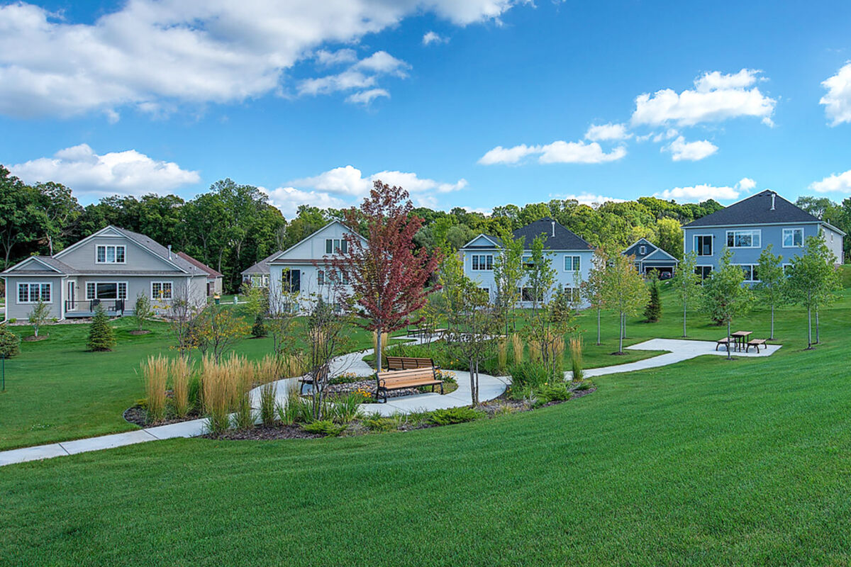 The Enclave at Woodland Cove Surrounding Area