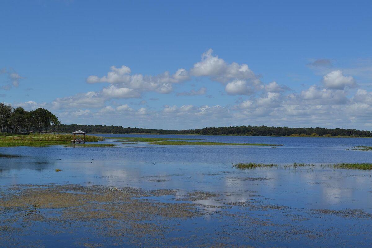 John's Lake Landing Lake