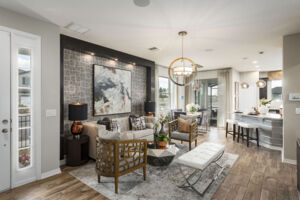 Towns at White Cedar Family Room