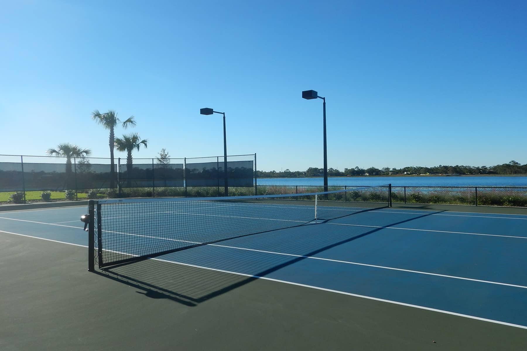 Ruby Lake Tennis Court
