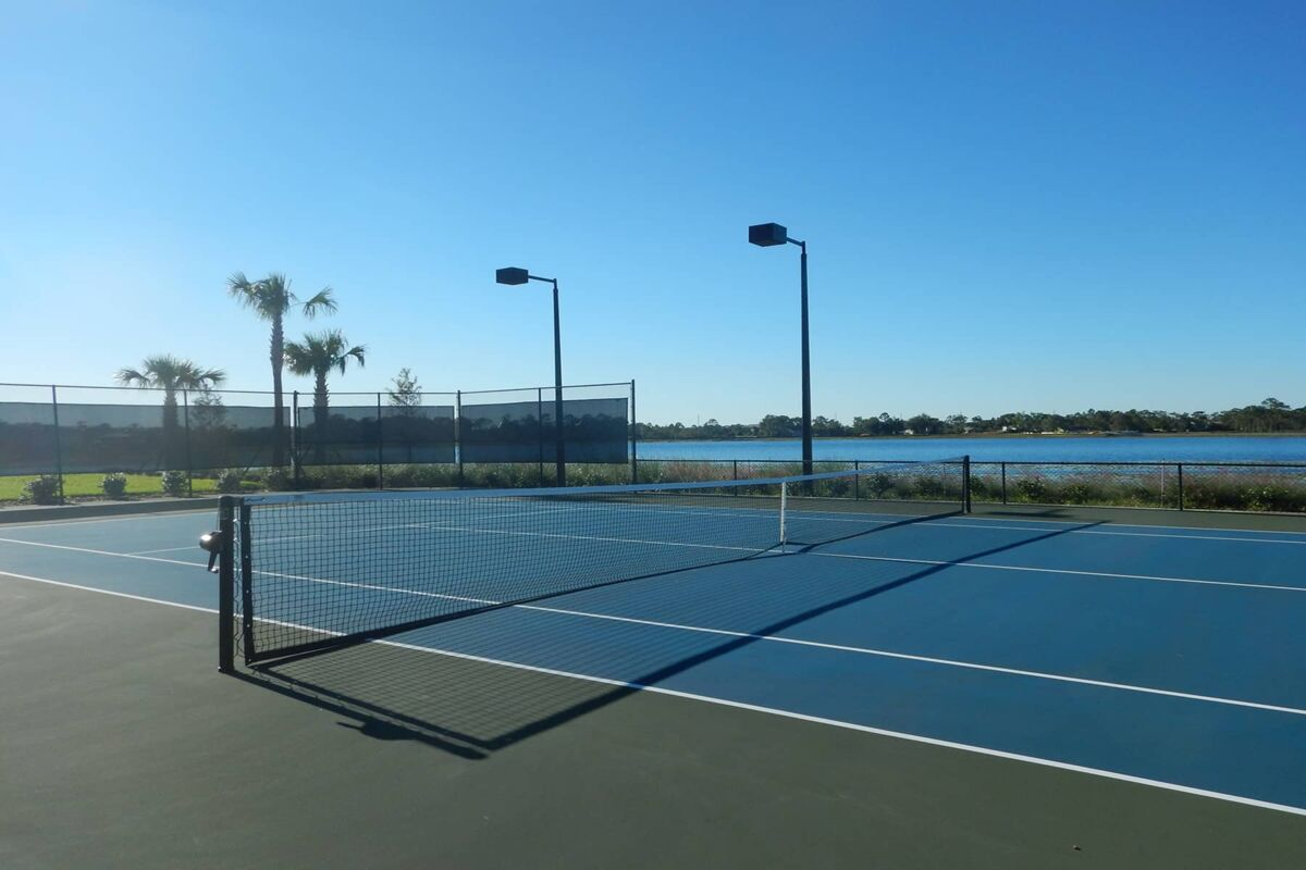 Ruby Lake Tennis Court