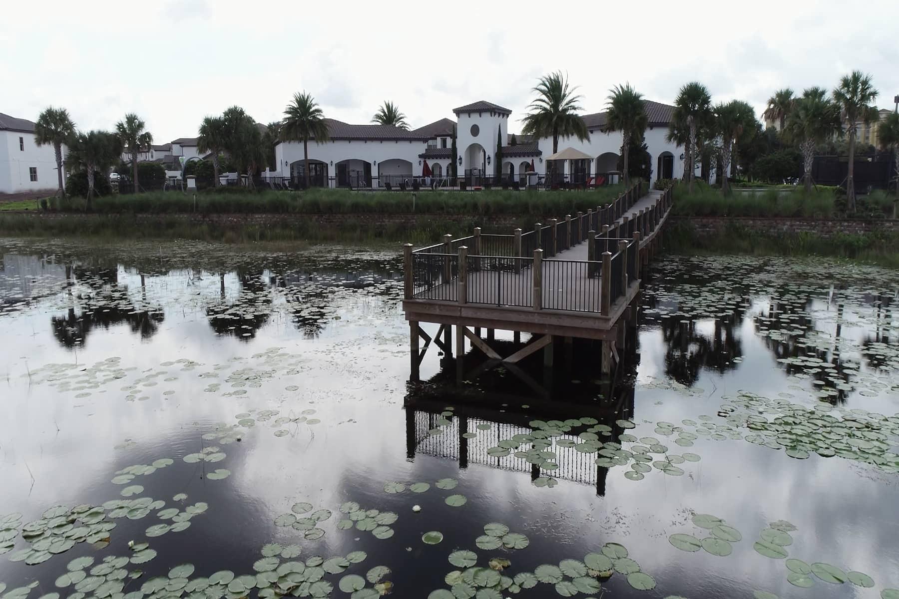 Ruby Lake Lake Dock