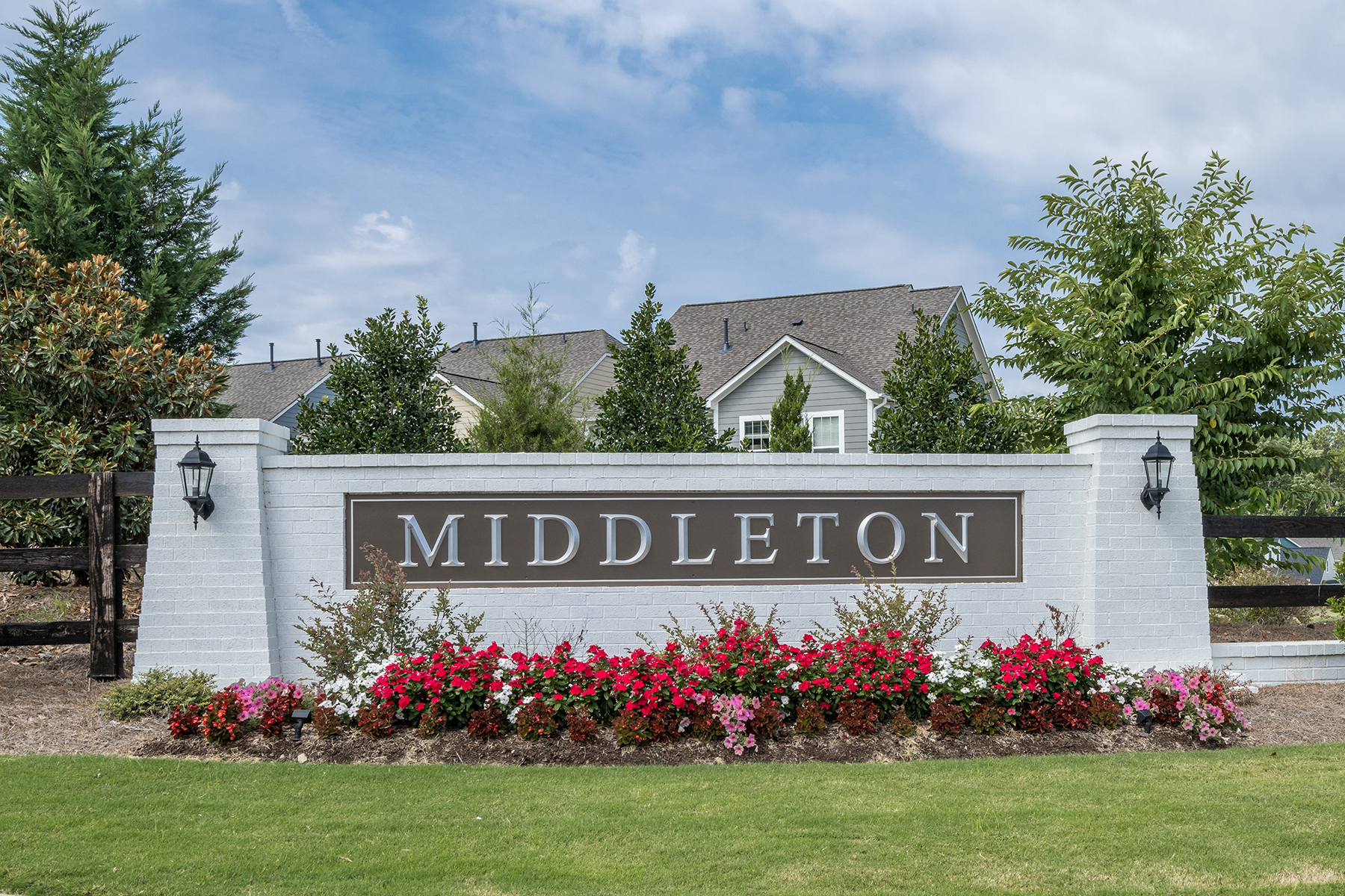 Middleton Entrance
