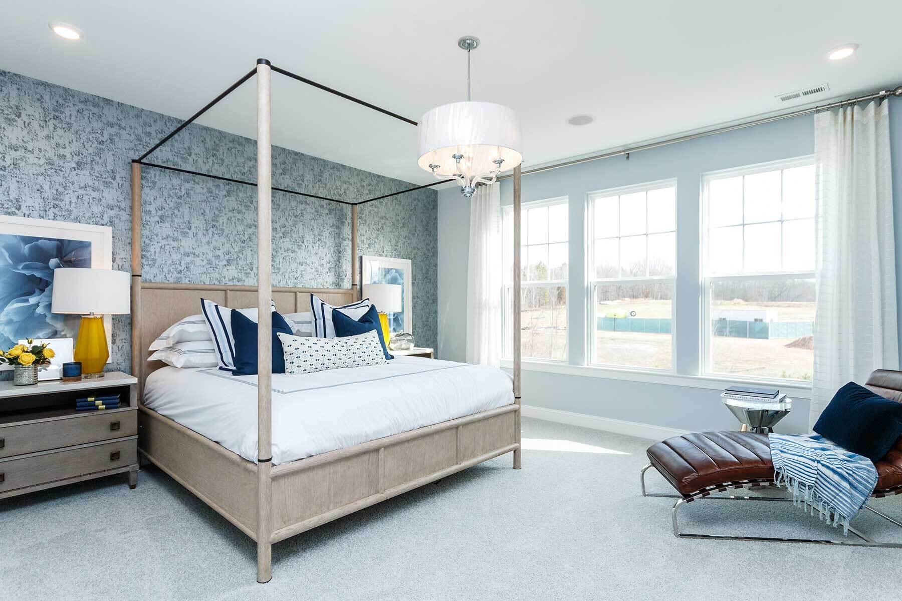 Andrews Chapel Bedroom