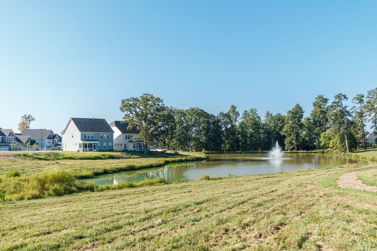 Andrews Chapel Pond